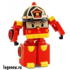 Робот-трансформер Рой (Robocar)