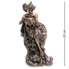 Статуэтка Альфонс Муха Дама , высота 23 см