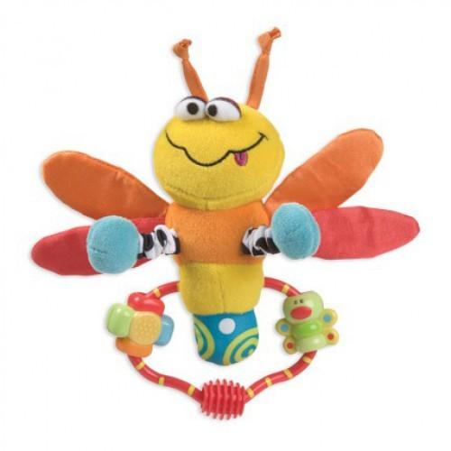 Мягкая игрушка Amazing garden Пчела