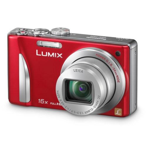 Фотоаппарат Panasonic Lumix DMC-TZ25 DMC-TZ25EE-R
