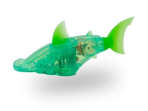 Робот-рыбка Aquabot 2.0, зеленая