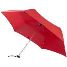 Красный зонт Unit Slim