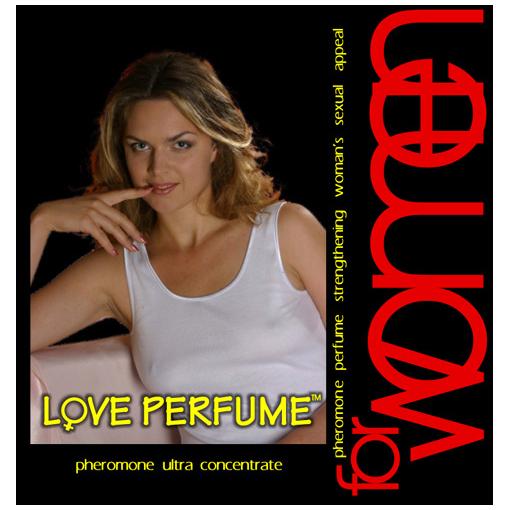 Духи с феромонами Love perfume (женские)
