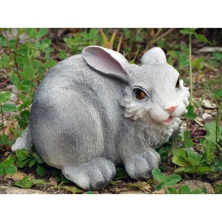 Фигура садовая «Зайчишка»
