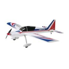 Радиоуправляемый самолет FlyZone Switch 2in1 sport trainer