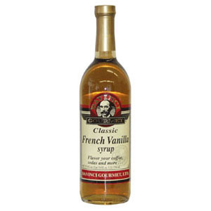 Сироп «Французская ваниль»