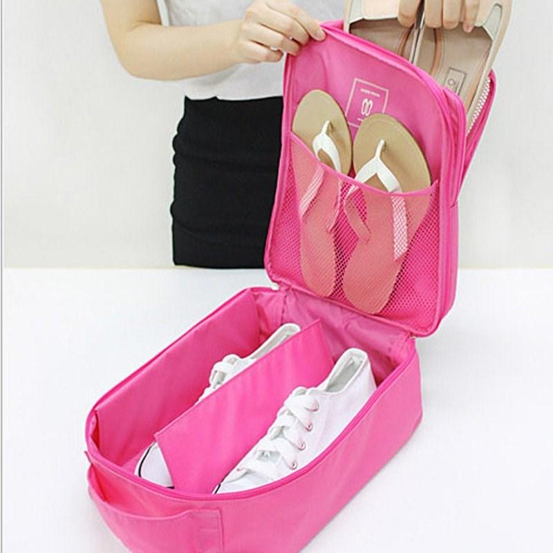 Компактный органайзер для обуви
