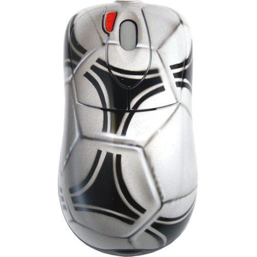 Мышь оптическая роспись «Футбольный мяч»