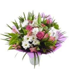 Букет цветов Небольшой ВАУ
