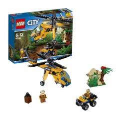 Конструктор Lego City Грузовой вертолёт исследователей