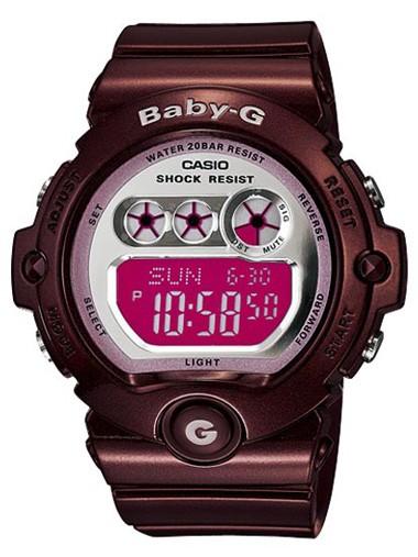 женские часы CASIO BG-6900-4E