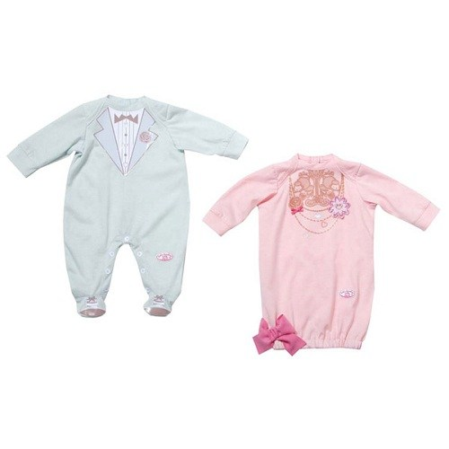 Одежда для куклы Zapf Creation Одежда праздничная