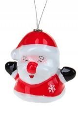 Елочное украшение Веселый Санта