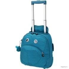 Голубой детский чемодан Kids от Kipling