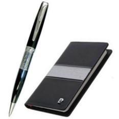 Набор Pierre Cardin: ручка шариковая, записная книжка