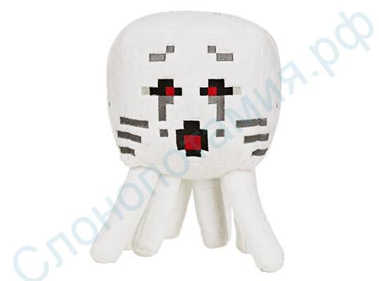 Мягкая игрушка Ghast из Майнкрафт
