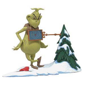 Гринч — похититель Рождества — Гринч, фигурка