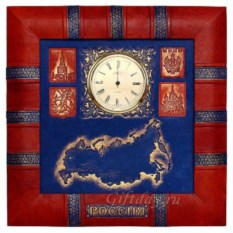 Настенные часы Россия