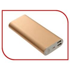 Аккумулятор Aksberry S-10000BG 16000mAh Gold