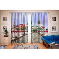 Фотошторы Измайловский Кремль