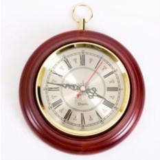 Круглые деревянные настенные часы Gift