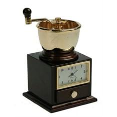 Настольные часы Кофемолка
