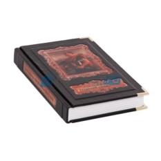 Книга в обложке из натуральной кожи Разделяй и властвуй.