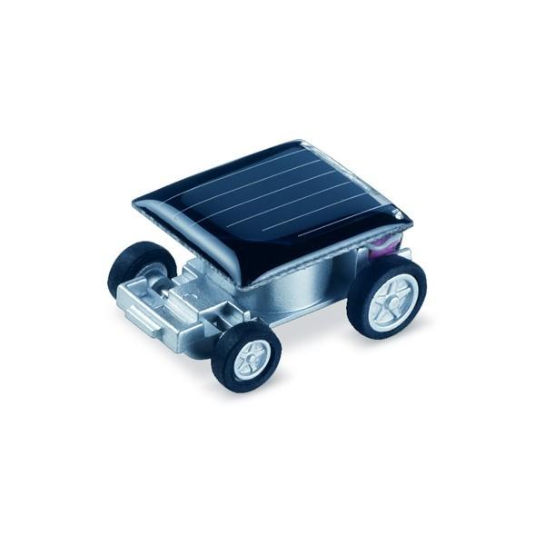 Тележка на солнечных батареях