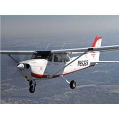 20 минут полета на самолете Cessna-172