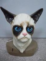Маска «Угрюмый кот»