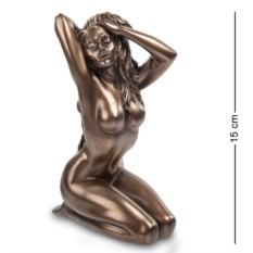 Статуэтка из полистоуна Девушка , высота 15 см