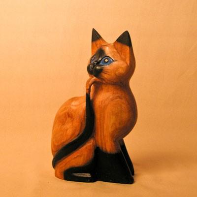 Статуэтка «Кошка сиамская»