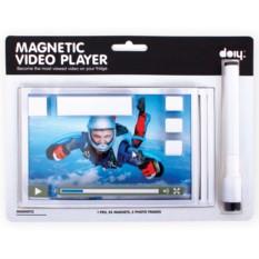 Набор магнитов на холодильник Video Player