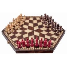 Большие шахматы на троих