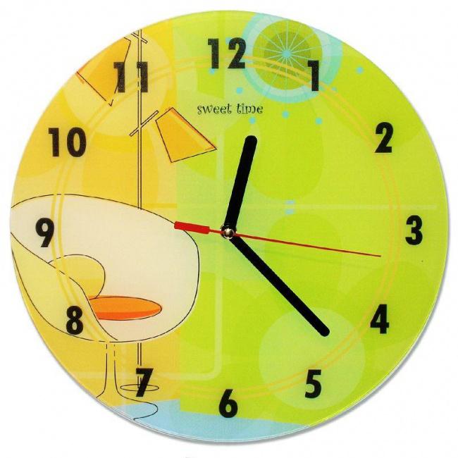 Часы Home Decor