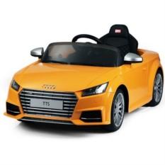 \Радиоуправляемый электромобиль Audi TT yellow