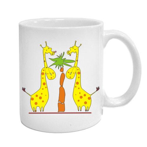 Кружка «Жирафы»