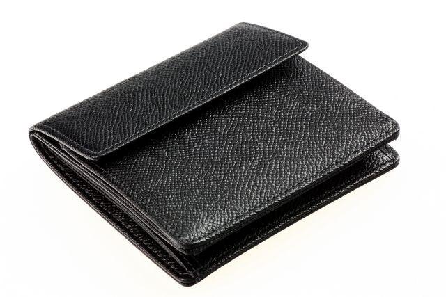 Кошелек Porshe Design F6, черный