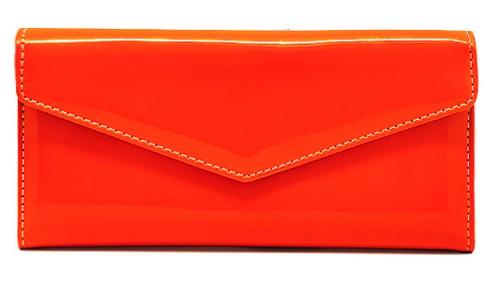 Оранжевый кошелек Rose