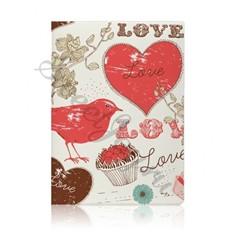Обложка для паспорта Miusli Sweet Love