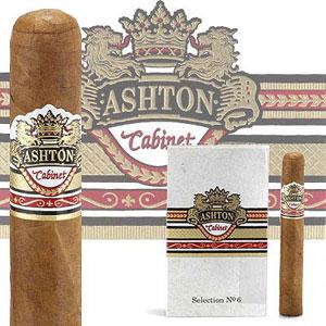 Доминиканские сигары Ashton Cabinet No.6