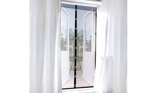 Дверная сетка от комаров (на магнитах)