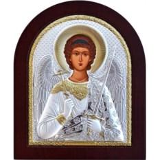 Серебряная икона Ангел - Хранитель