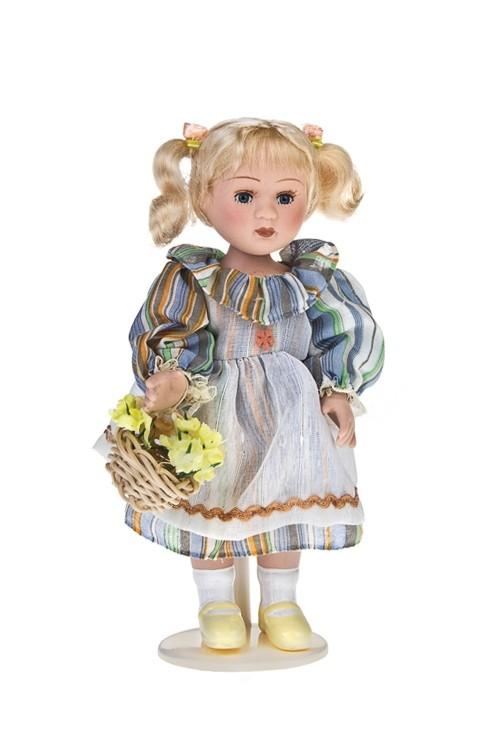 Фарфоровая кукла Красавица