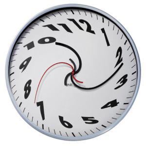 Часы «Время тает»