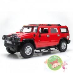 Радиоуправляемая машина Hummer H2 Red