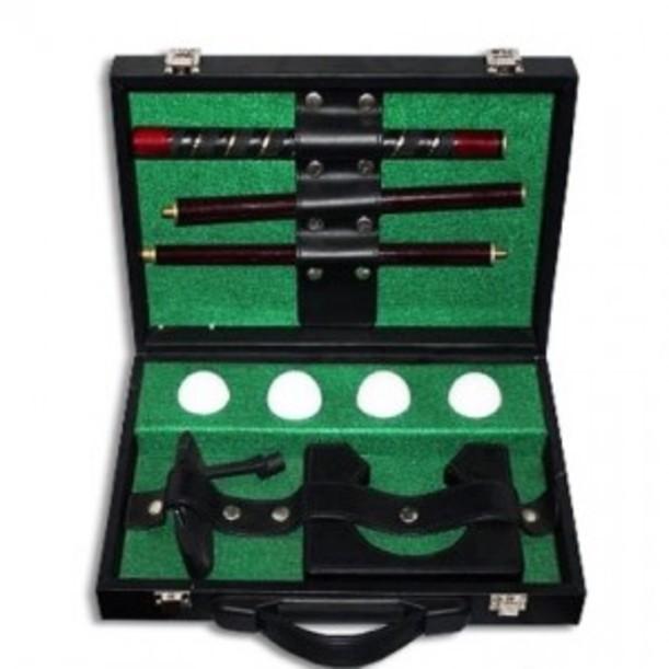Набор для игры Мини-гольф с 4-мя мячами