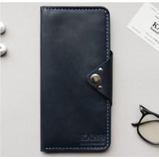 Портмоне-конверт для путешественников (цвет: синий)