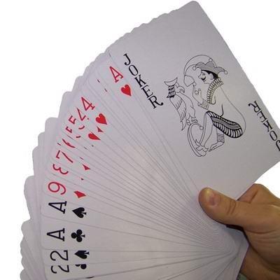 Большие игральные карты