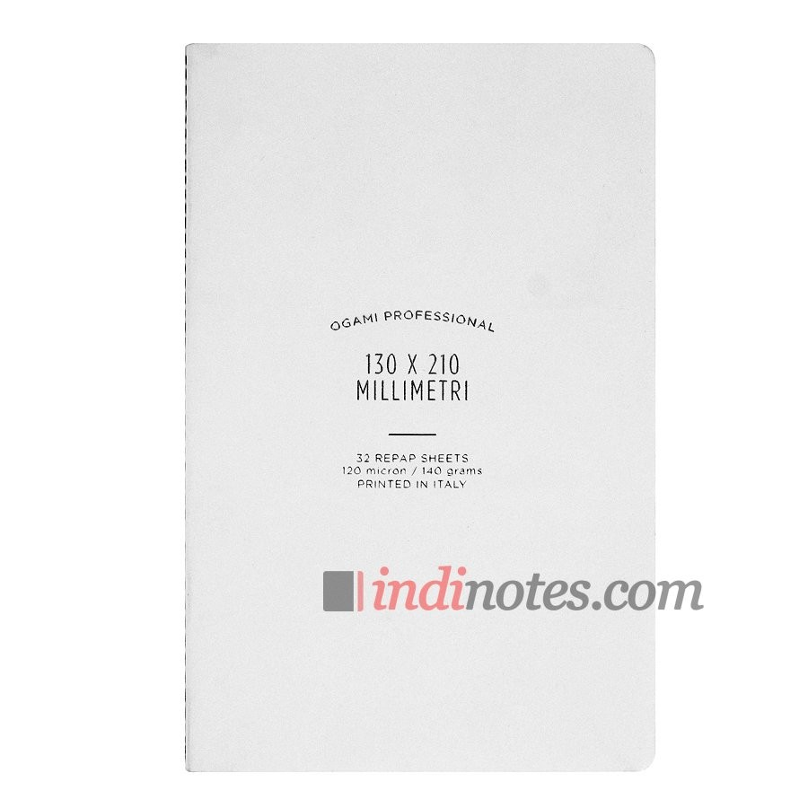 Записная книжка Ogami Professional Medium White Softcover